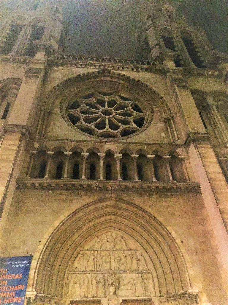 Notre-Dame de Paris portale del giudizio universale