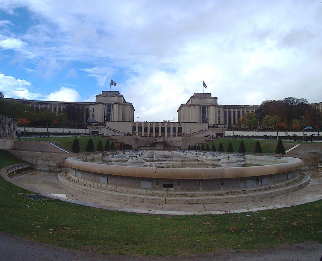 Giardini del Trocadéro