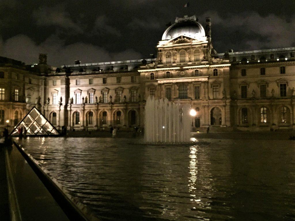 Museo del Louvre ala Richelieu