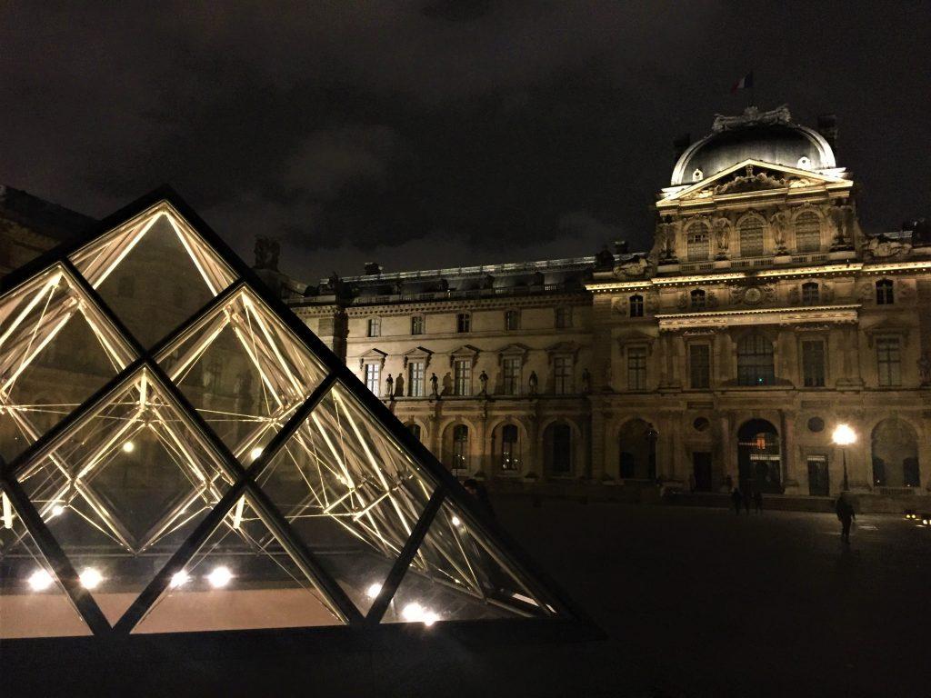 Ala Richelieu del Louvre