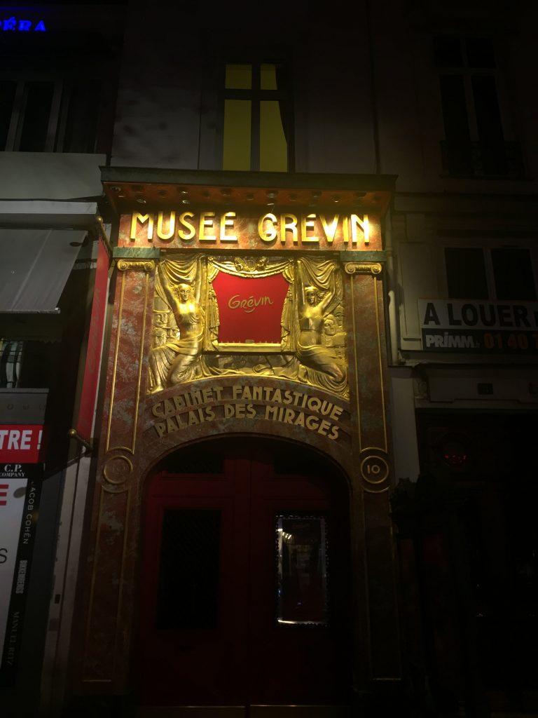 Museo delle cere Grévin